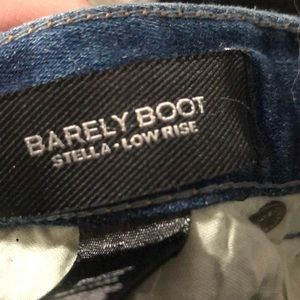 Express Jeans - EXPRESS BARELY BOOT JEANS
